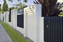 Front Fence Carindale 2