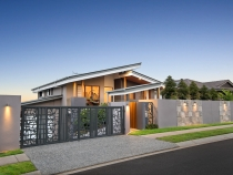 Front fence Carindale